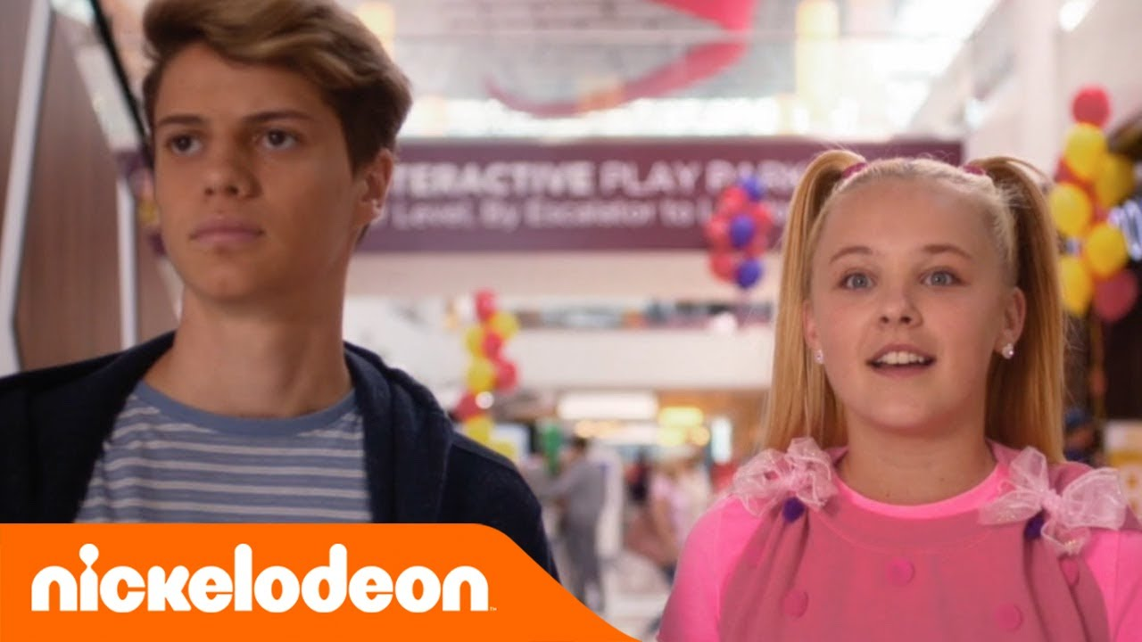 Download Jeremy senza freni | Al centro commerciale | Nickelodeon Italia