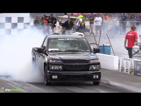 Truckin' Spool Fool! - Turbo LS Colorado Gone WILD!