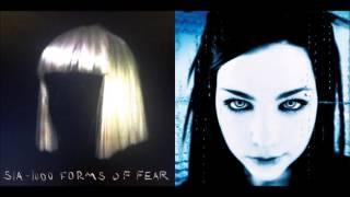Under the Chandelier - Sia vs. Evanescence (Mashup)