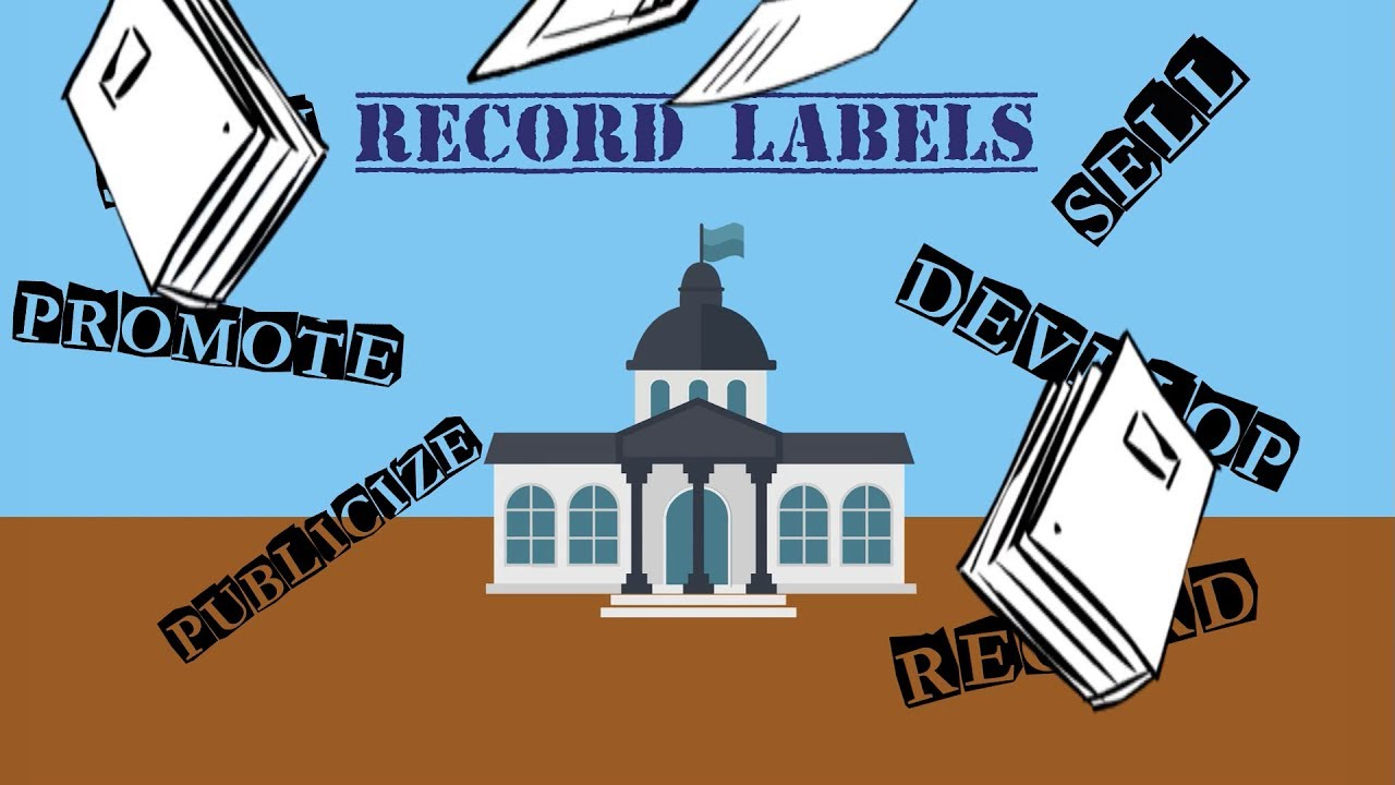 Music Industry: Record Label as an Organization