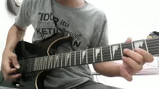 Aku Cah Kerjo - Cover Melodi Gitar.