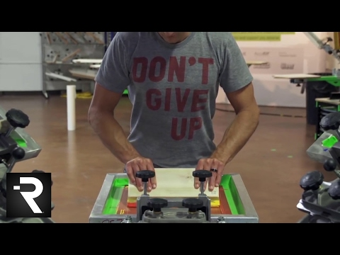 Powering The Print With Screen Printing