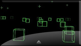 CubeField - Flash Game Preview