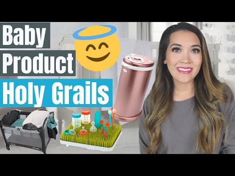 10 HOLY GRAIL BABY PRODUCTS FIRST YEAR | Baby Registry Must Haves 2020 | Best Baby Products