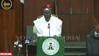 2019 Budget: Pres. Buhari Presents Budget to lawmakers with Mix Reaction