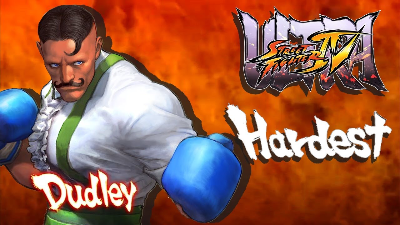 Ultra Street Fighter IV - Dudley Arcade Mode (HARDEST)