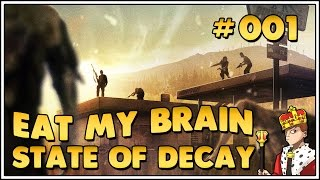 Let's Play State of Decay YOSE ☢ - #001 (Gameplay|Deutsch|German)