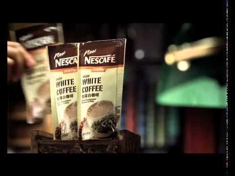 Dai Yang Tian - Nescafe White Coffee Ad