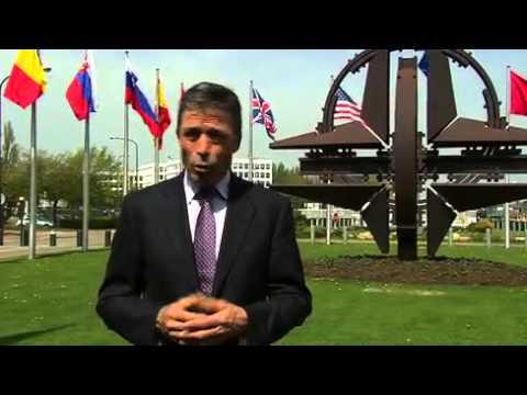 NATO aids UN in Bosnia (Part III)