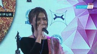 Sushmita Mangsatabam - Best Playback Singer [F] SSS MANIFA 2018 | Official Video
