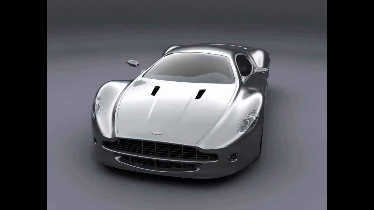 New Aston Martin Am V12 Concept Car Youtube