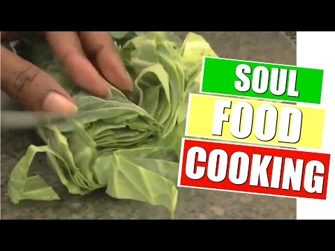 Soul Food Cooking - Blackeye Peas, Cabbage, Ham Hocks & Rice L Southern Meal #CreativesKitchen