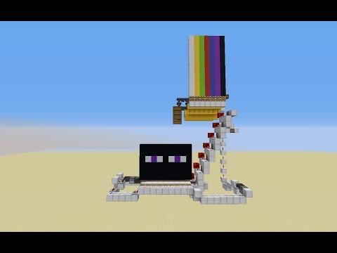 How To Build A MINI PRINTER In Minecraft (Mumbo Jumbo Response Video)