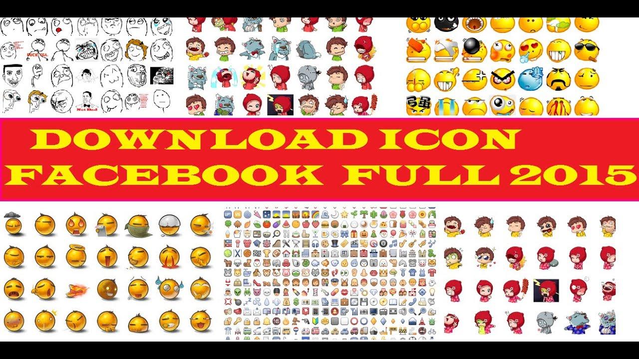 Hướng dẫn tải icon facebook chat đẹp 2015 – THỦ THUẬT FACEBOOK 2015
