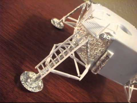 Apollo 11 moon landing video