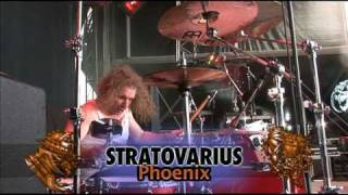 "Stratovarius Live at ""Bang Your Head"" fest in Balingen, Germany 200..."
