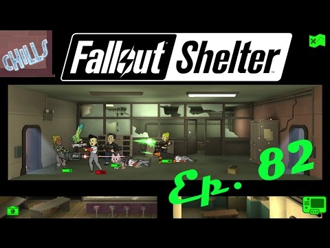 "Fallout Shelter Ep. 82 ""Irish Quest Done and New Trained Parrot!! PC Gameplay IOS Android"
