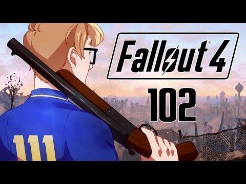 Fallout 4 Playthrough Part 102 - Anti-Social Ahab