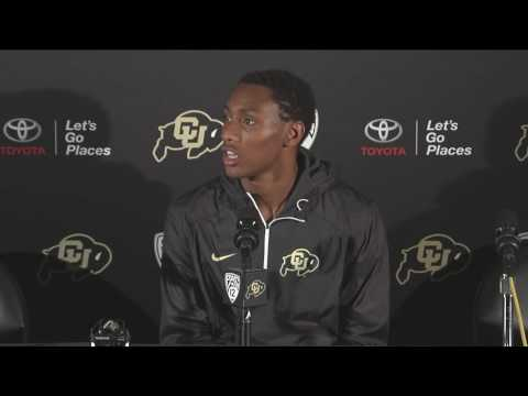 OSU Post-game: Jimmie Gilbert