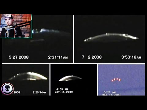 SECURETEAM LIVESTREAM: NEW UFO Videos Reviewed with Tyler!