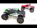 watch he video of JUMP it, BREAK it, FiX it! CEN REEPER - 1/7 Scale Monster Truck - Winter Driving | RC ADVENTURES