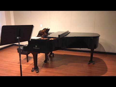 Ka Chun Leung DMA Solo Recital