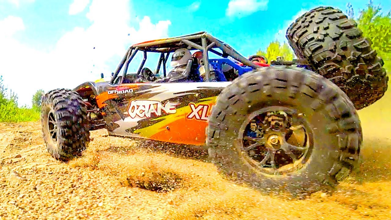 RC Car Sand Storm and Speed Racing — VRX Racing Octane XL  Wilimovich