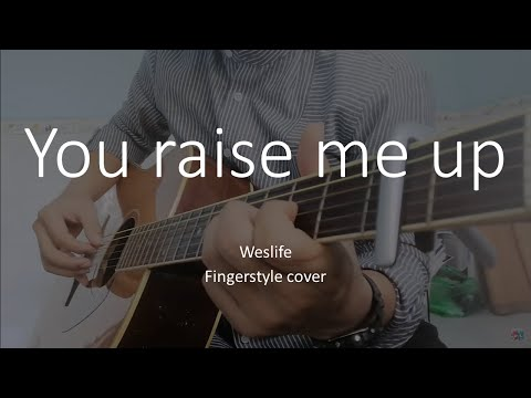 You raise me up  Westlife  figerstyle cover TAB