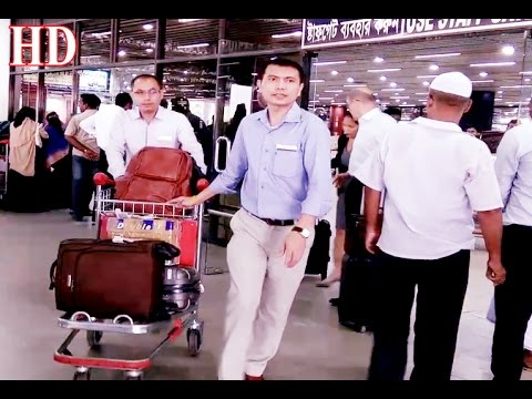 আজব পৃথিবীতে কতো কিছুই না হয় | Shahjalal International Airport in Bangladesh | Awesome Bangladeash