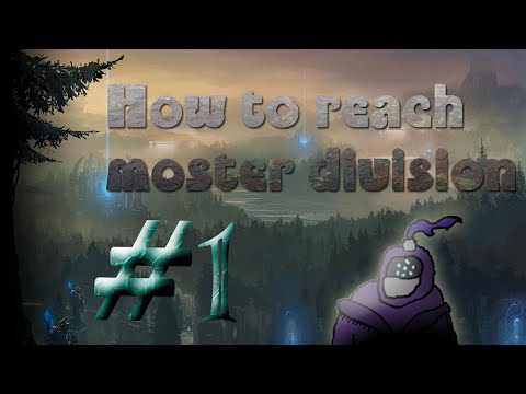 Jox - How to reach master division #1