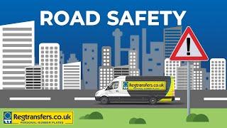 Dangerous Dan Learns a Road Safety Lesson.
