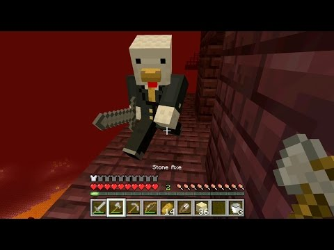 Minecraft Xbox - Sky Den - Stampy's Accidents (40)