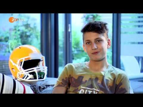 Die Jungs-WG in Italien; Homestory Robin