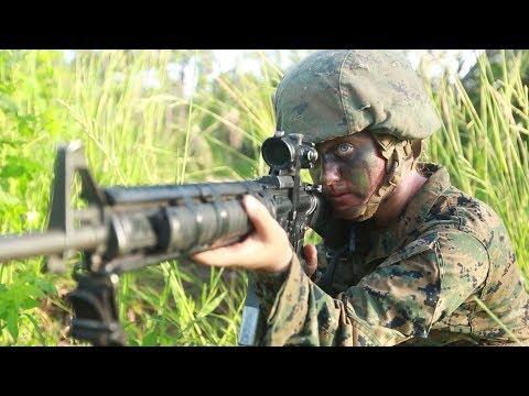 USMC Basic Warrior Training – Combat Endurance Course Mp3