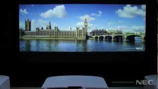 проектор NEC PA621U обзор