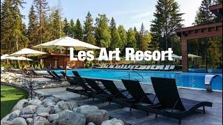 Поездка в Подмосковье: les art resort