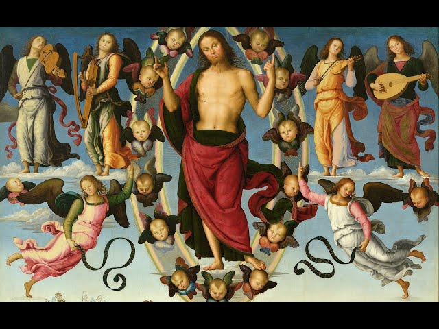 05.21.20 - The Feast of the Ascension