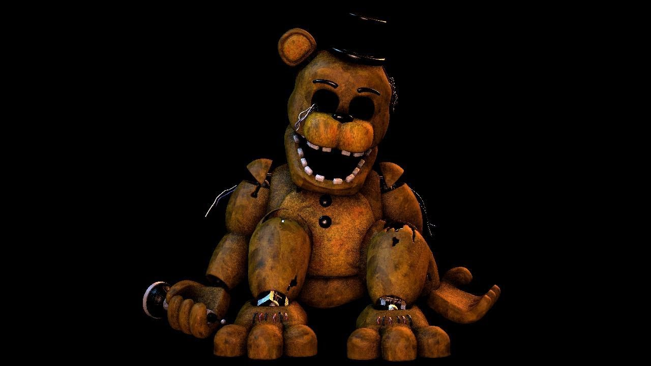 (FNAF 2) Withered Golden Freddy's Jingle - YouTube
