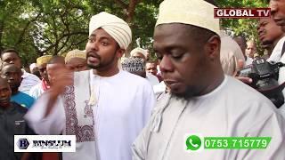 INASIKITISHA! Tazama Mazishi ya Mke wa Mzee Yusuf na Alichokisema Makaburini