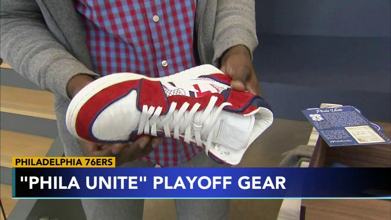 Philadelphia 76ers unveil limited