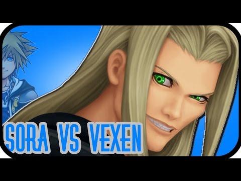 Kingdom Hearts 2 Final Mix - » SORA VS VEXEN « - Español PS3 [HD]