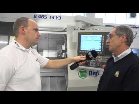 Biglia 465 turning centre from Whitehouse Machine Tools - Engineering News from MTDCNC
