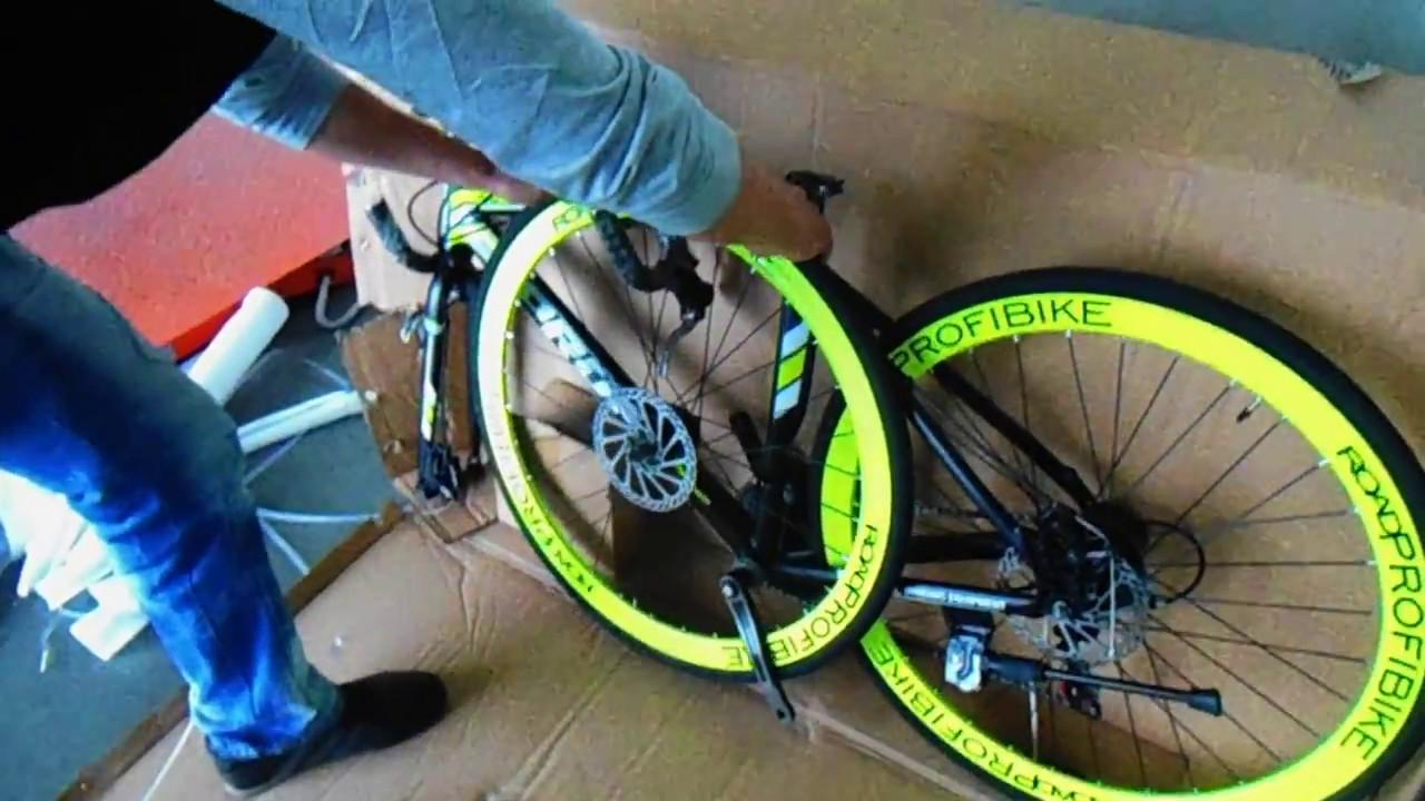 28-дюймовые колеса (посадочный диаметр обода 622 мм) — гибридные, шоссейные и дорожные велосипеды. Подтипом того же посадочного диаметра являются колеса 29 дюймов