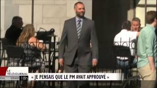 Procès Duffy : Perrin poursuit son témoignage thumbnail
