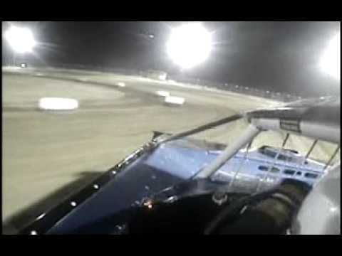 monticello hot laps and in car camera