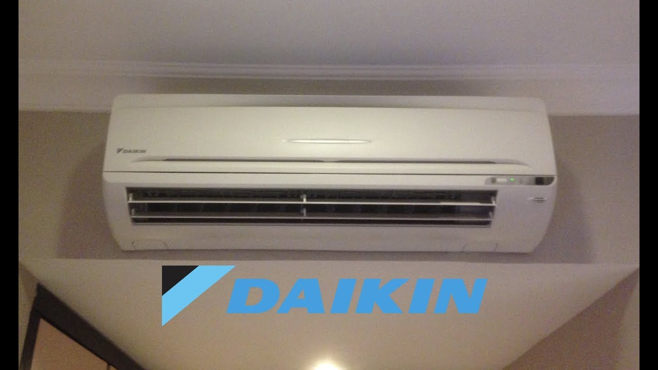 Daikin Mini Split Type Air Conditioner Model Ft25lv14