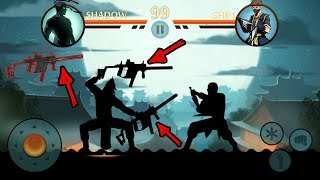 Shadow Fight 2 - NEW Weapons Fight. Unlimited Coins, Unlimited Gems