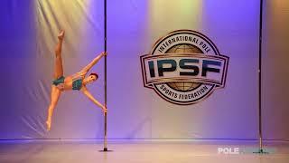 Noemi Basile - IPSF World Pole Championships 2018