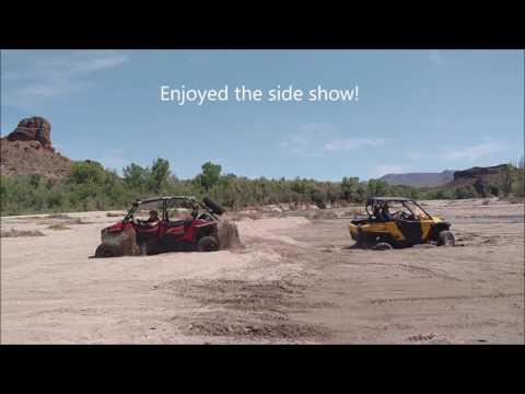 April 2017 Alamo Lake RZR Rides