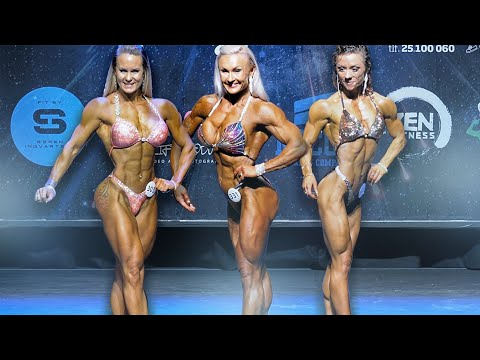 Incredible Fitness Figure - Great Class At Pro Qualifier And The Winner Is Amazing!